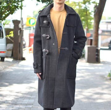 【30% OFF SALE】 White Mountaineering(ホワイトマウンテニアリング) WM x Gloverall DUFFLE COAT WM1873223