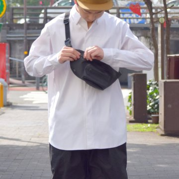 【19 SS】 TEATORA(テアトラ)/Keyboard Shirt -WHITE- #TT-SHT-001-KEY