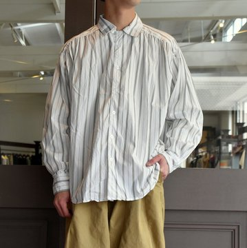 【2019 SS】AiE(エーアイイー) PAINTER SHIRT-REGENT ST #EJ487