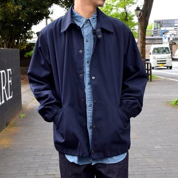 【2019 SS】BROWN by 2-tacs COACH -NAVY- #B21-J002