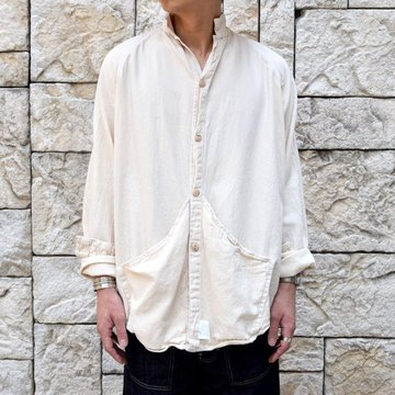 TENDER Co.(テンダー)Type431 Mackintosh Raglan Wallaby Shirt