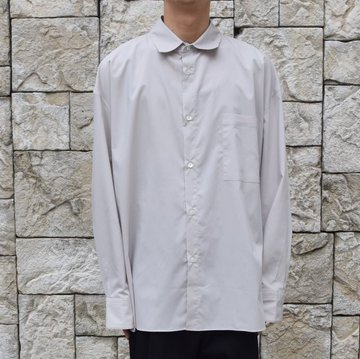 stein/シュタイン Oversized Down Pat Shirt ST111-1-BE