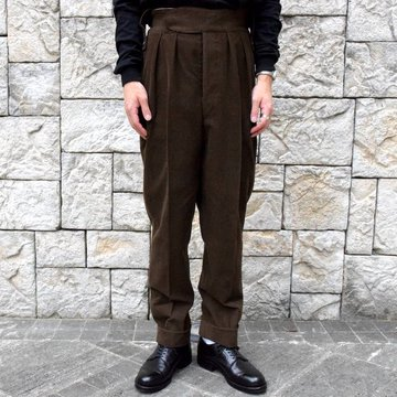 【2019 AW】NEAT(ニート)/ -GREEN- #-19-02WCB-GR