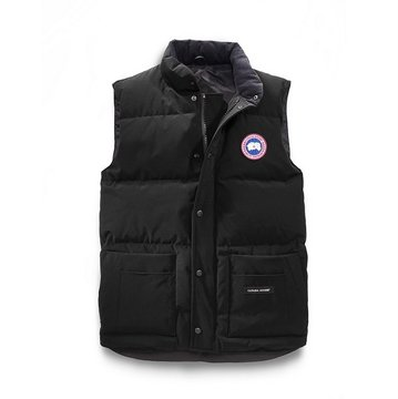 【2019 AW】CANADA GOOSE(カナダグース)/FREESTYLE GREW VEST -BLACK-