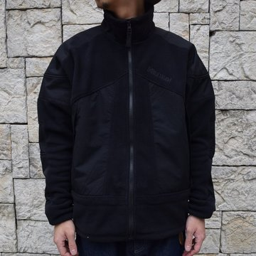 Marmot(マーモット)/ALPINIST TECH SWEATER  -BLACK×BLACK-