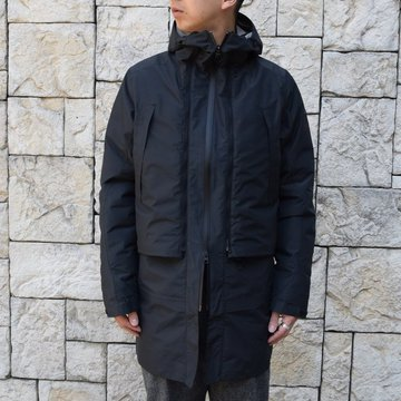 DESCENTE ALLTERRAIN(オルテライン)/TRANSFORM DOWN COAT -BLACK- #DAMOGC37