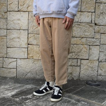 【30% off sale】YOUNG & OLSEN(ヤングアンドオルセン)/ YOUNG TEXAS CORDS PANTS -BEIGE-