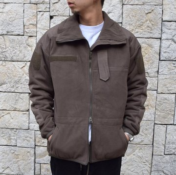 "【2019 AW】 UK ARMY""TEST SAMPLE FLEECE JACKET MILITARY222"