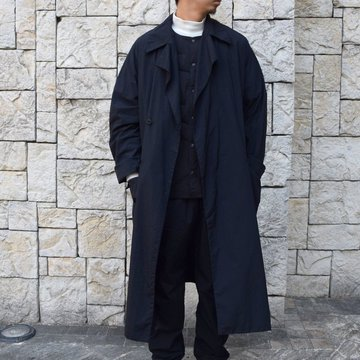 【2018 AW】 TEATORA(テアトラ)/Device Coat Packable -NAVY- TT-102-P
