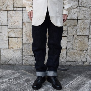 TENDER Co.(テンダー) 130 TAPERED -RINSED- #130