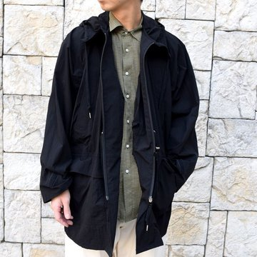 【2020 SS】YOKE(ヨーク)/ BIG SNOW PARKA -2色展開- #YK20SS0080C