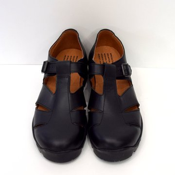 REPRODUCTION OF FOUND(リプロダクション オブ ファウンド)/ ITALIAN MILITARY SANDALS -BLACK- #959L