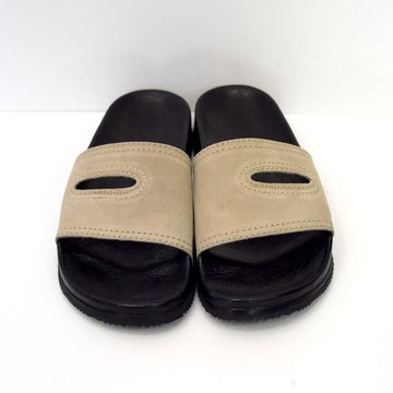 REPRODUCTION OF FOUND(リプロダクション オブ ファウンド)/ GERMAN MILITARY SANDALS -BEIGE- #1738L-201-01