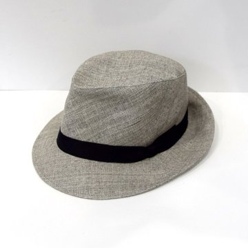 KIJIMA TAKAYUKI(キジマタカユキ) / PAPER HAT -LIGHT GRAY- #E-201006-07