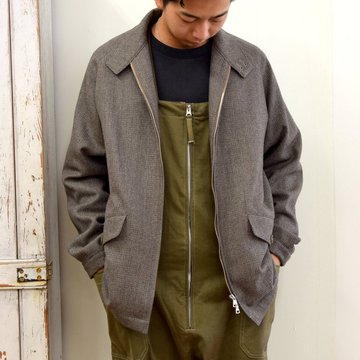KAPTAIN SUNSHINE (キャプテンサンシャイン)/ Harrington Jacket -KS20FJK04