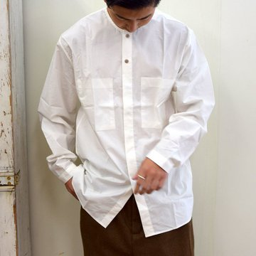 【2020】 toogood(トゥーグッド)/ THE BLACKSMITH SHIRT -CHALK- #6205200