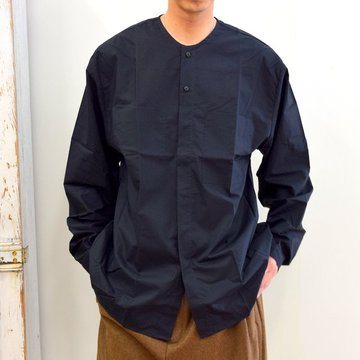 【2020】 toogood(トゥーグッド)/ THE BLACKSMITH SHIRT -FLINT- #6205200
