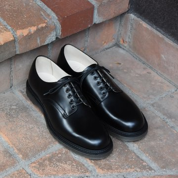 foot the coacher(フットザコーチャー) S.S SHOES-BLACK- #FTC2034001
