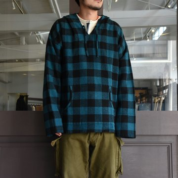 South2 West8(サウスツーウエストエイト) Mexican Parka-Buffaro Plaid- #HM871