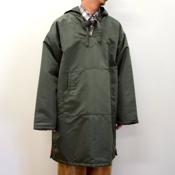 Mexipa(メキパ)/ NYLON TWILL MEXICAN PARKER CT -KHAKI- #20-020-MP-8010