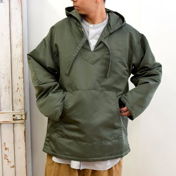 Mexipa(メキパ)/ NYLON TWILL MEXICAN PARKER  -KHAKI- #20-020-MP-8020-3