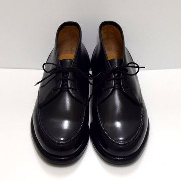 Le Yucca's (レユッカス)/ CHUKKA BOOTS -BLACK- #Y33020