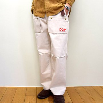 BROWN by 2-tacs (ブラウンバイツータックス)/ DCP PANTS -OFF WHITE- #B24-W002