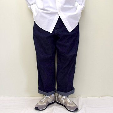Mexipa(メキパ)/ SELVEGE DENIM MEXICAN PT -INDIGO- #21-030-MP-8000-1