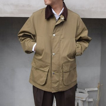 MARKAWARE(マーカウェア)/ WAYFARER COAT II -KHAKI- #A21A-01CO02C