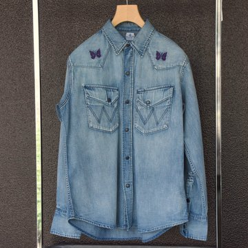 [2021]NEEDLES(ニードルス)7.2OZ DENIM / VINTAGE #IN281