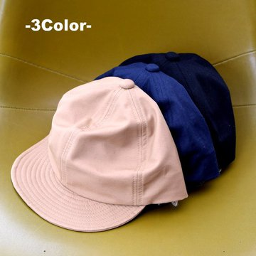 Nine Tailor(ナインテイラー)/ LYMINGTON CAP -3Color- #N-196
