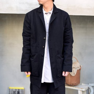 toogood(トゥーグッド)/ THE PHOTOGRAPHER JACKET CANVAS JACKET-FLINT-
