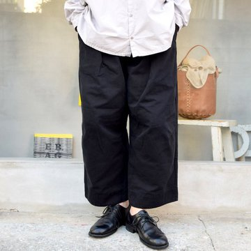 toogood(トゥーグッド) / THE TINKER TROUSER CANVAS -FLINT-