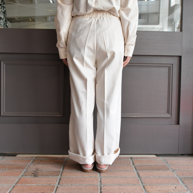【40% off sale】(クリスタセヤ)/ FLANNEL LARGE PYJAMA PANTS -3colors- #09SP-F(10)