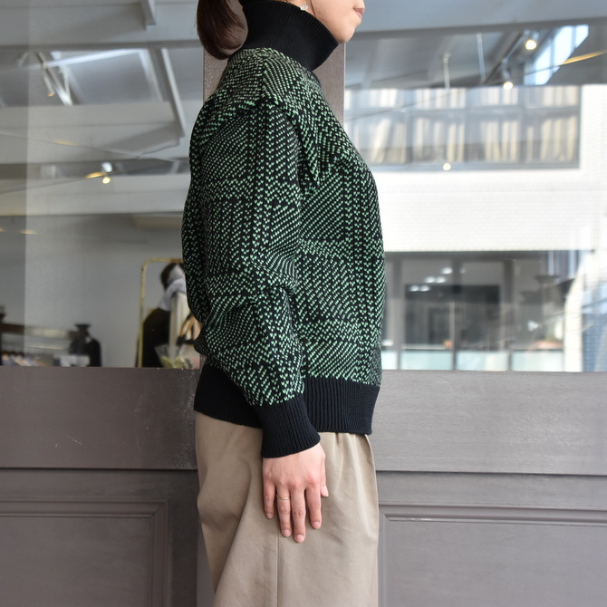 【40% off sale】AURALEE(オーラリー) HARD TWIST MERINO JQ KINT(2色展開) #A9AP03FJ【Z】(11)