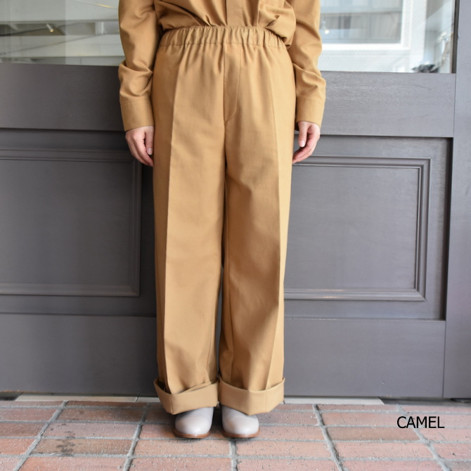 【40% off sale】(クリスタセヤ)/ FLANNEL LARGE PYJAMA PANTS -3colors- #09SP-F(12)