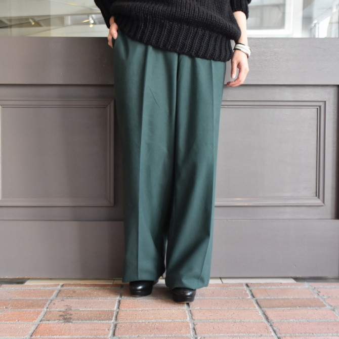 【40% off sale】(クリスタセヤ)/ FLANNEL LARGE PYJAMA PANTS -3colors- #09SP-F(1)