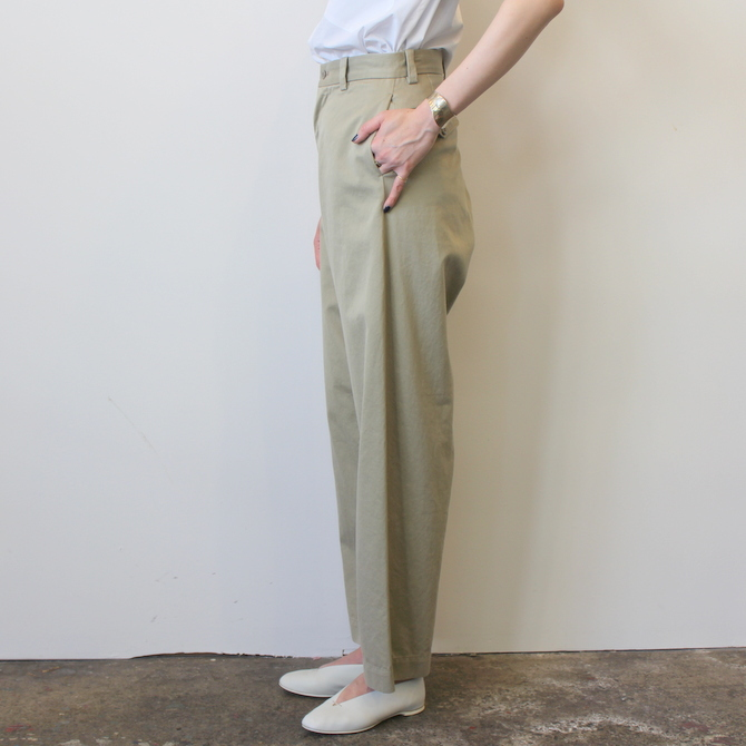 MADISONBLUE(マディソンブルー)CHINO HIGHWAIST PANTS_MB191-3031_MB191-3031【K】(3)