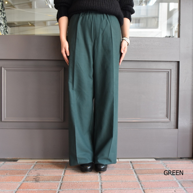 【40% off sale】(クリスタセヤ)/ FLANNEL LARGE PYJAMA PANTS -3colors- #09SP-F(3)