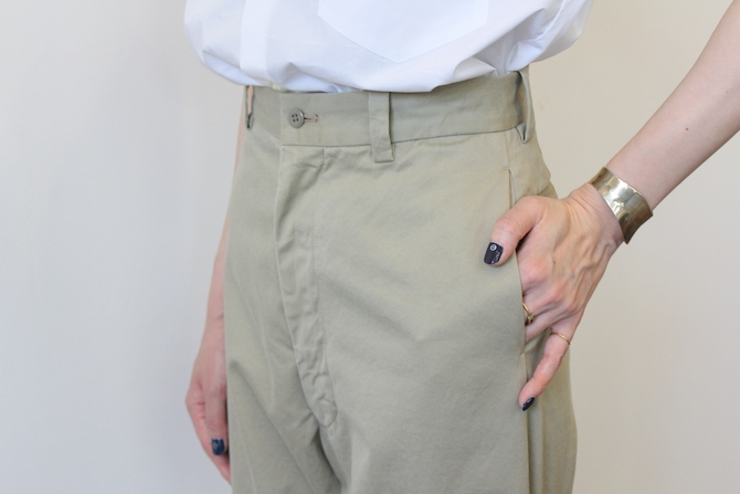 MADISONBLUE(マディソンブルー)CHINO HIGHWAIST PANTS_MB191-3031_MB191-3031【K】(6)