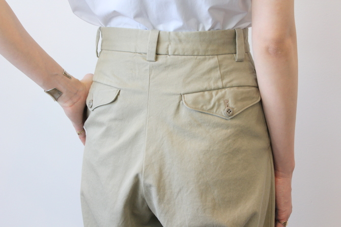 MADISONBLUE(マディソンブルー)CHINO HIGHWAIST PANTS_MB191-3031_MB191-3031【K】(7)