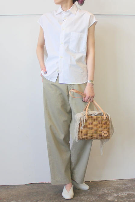 MADISONBLUE(マディソンブルー)CHINO HIGHWAIST PANTS_MB191-3031_MB191-3031【K】(8)