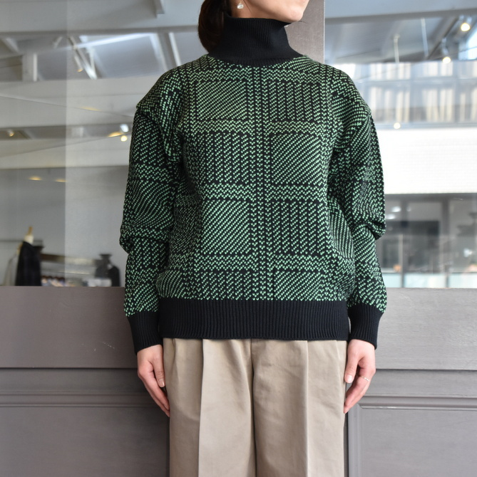 【40% off sale】AURALEE(オーラリー) HARD TWIST MERINO JQ KINT(2色展開) #A9AP03FJ【Z】(9)