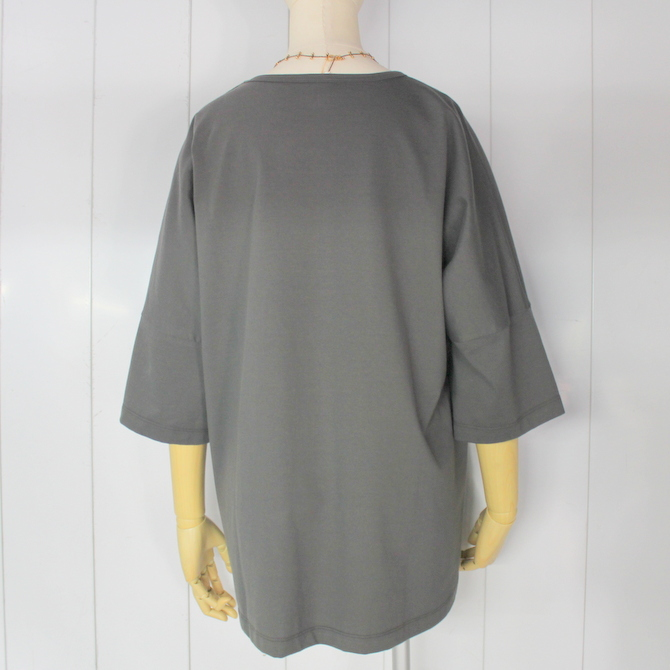 【30%OFF SALE】Graphpaper(グラフペーパー)S/S Dolman Sleeve Tee(2色展開)_GL193-70073B【K】(9)