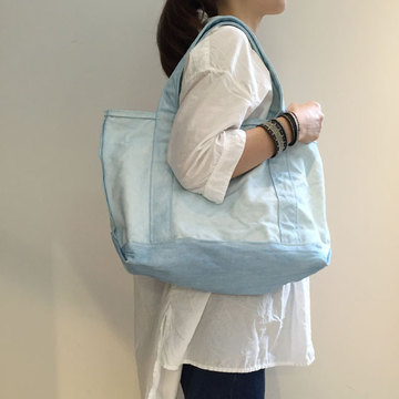 TEMBEA(テンベア) TOTE BAG MEDIUM(INDIGO)