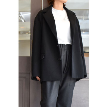 【40% off sale】CristaSeya(クリスタセヤ)  Oversize Japanese double wool jacket