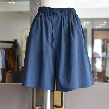 【30%off sale】 CristaSeya(クリスタセヤ)/ LIGHT COTTON MAXI MAXI BOXER SHORT(navy)