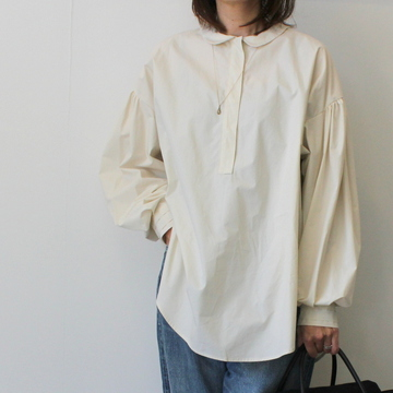 【30%OFF SALE】Bilitis dix-sept ans(ビリティス・ディセッタン) SHIRT BLOUSE(2色展開)_2911-783【K】