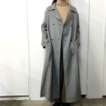 【30%OFF SALE】humoresque(ユーモレスク) trench coat【K】_HA2501