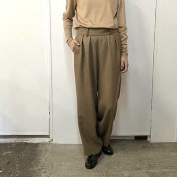 humoresque(ユーモレスク) wide pants【K】_HA2402C